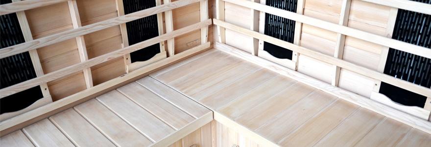 Fabrication de cabine sauna infrarouge sur mesure : Quels avantages ?