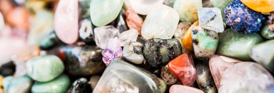 Les pierres précieuses pour perdre du poids