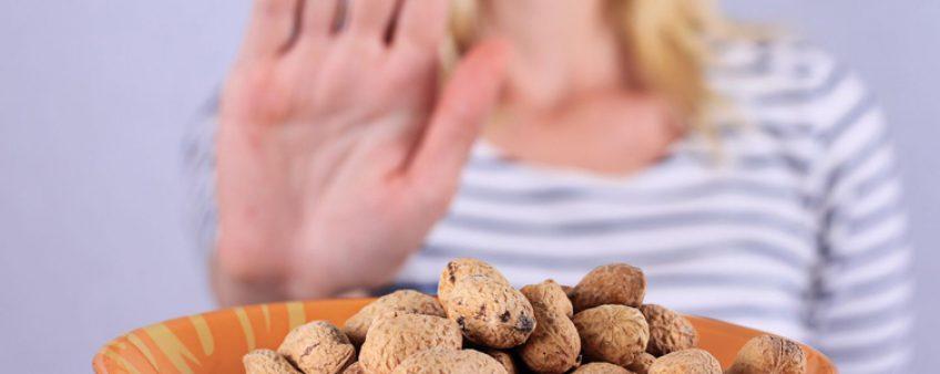 Que manger quand on est allergique aux arachides ?