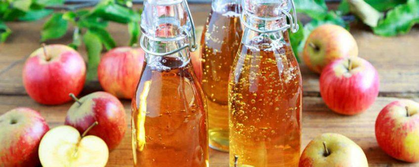 Le vinaigre de cidre de pommes : Un coupe-faim naturel