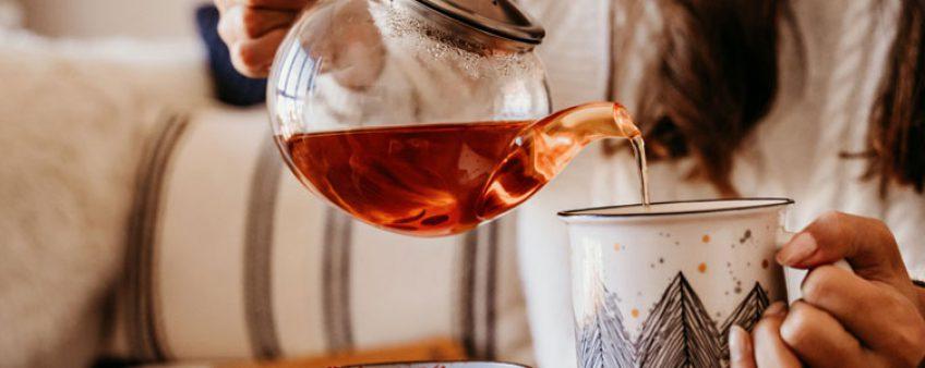 Quel thé boire lorsqu'on est enrhumé ?